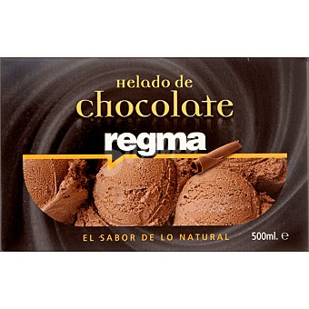 Regma Helado de chocolate Tarrina 500 ml