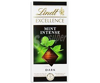 Lindt Chocolate Excellence con menta Tableta 100 g