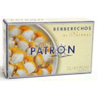 Patrón Berberecho 55/65 piezas Lata 63 g