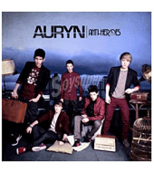 ANTI Héroes (auryn) CD