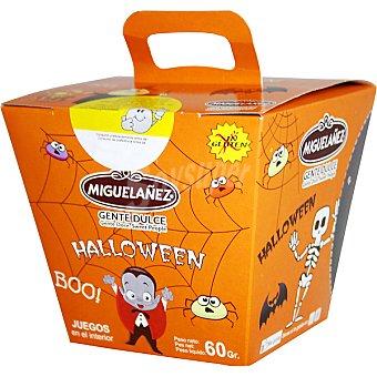 Miguelañez Caja mágica Halloween surtido variado de caramelos y golosinas Unidad 80 g