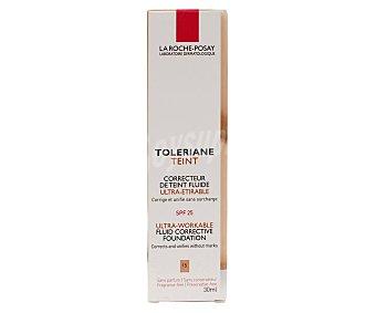 La Roche-Posay Fondo de maquillaje fluido y ultraextensible, número 15 30 ml