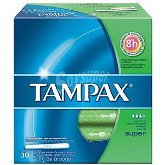 Tampax Super Caja 30 unidades