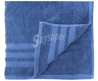 Actuel Toalla para baño 100% algodón color azul, densidad de 500 gramos/metro², 100x150 centímetros 1 unidad