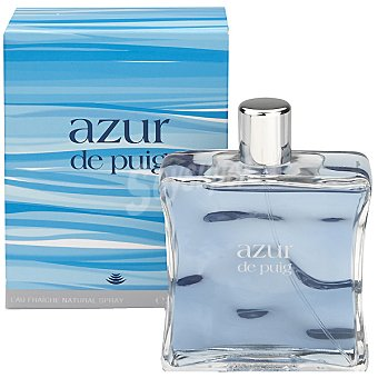 Azur de Puig eau de toilette natural femenina Spray 100 ml