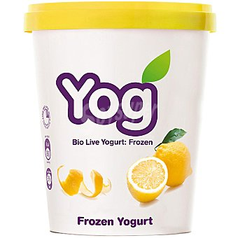 YOG Yogur helado de limón Tarrina 500 ml