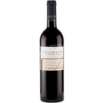 Señorio de Sarria nº 4 Vino Tinto Navarra Merlot Botella 75 cl