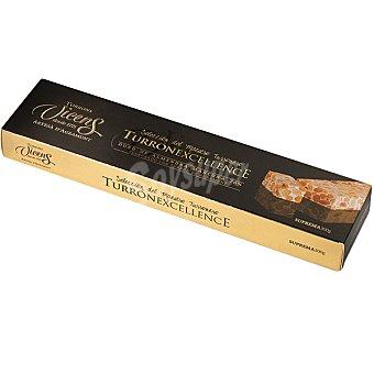 VICENS TURRON EXCELLENCE Turrón duro de almendra marcona 70% tableta 300 g tableta 300 g