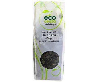 ECOCESTA Semillas de calabaza de cultivo ecológico 450 gramos