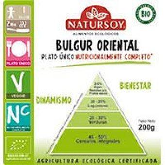 Natursoy Bulgur oriental Paquete 200 g