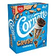 Helado crush cookies 4 uds Pack 4 x 90 ml  Cornetto Frigo