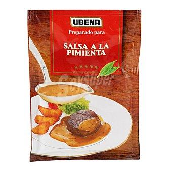 Ubena Salsa sobre pimienta 40 g