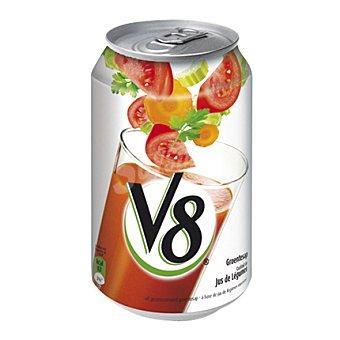 V8 Zumo con 8 verduras 33 cl