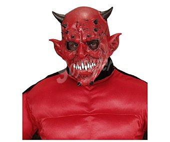 WIDMANN Máscara de cara completa Demonio Máscara Diablo