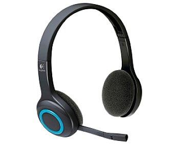 LOGITECH H600 Auriculares tipo Diadema Inalámbrico con micrófono, adaptador USB