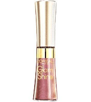 L'Oréal Brillo de labios Glam Shine Nº 01 Clear Crystal 1 ud