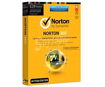 Norton 360 21.0 3 PC UPG