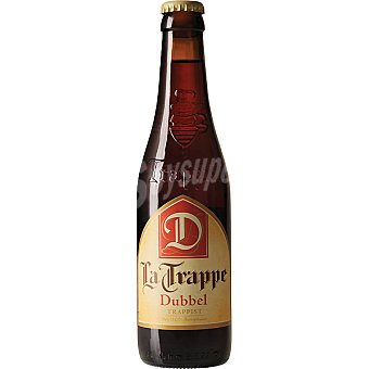La Trappe Cerveza dubbel la trappe 33 cl