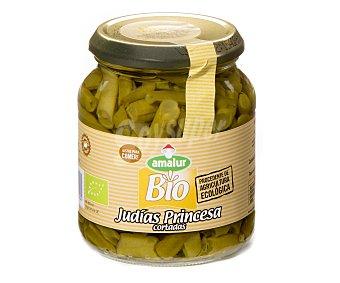 Amalur Judías verdes cortadas procedentes de agricultura ecológica 230 gramos