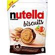 Galleta biscuit Bolsa 304 g Nutella