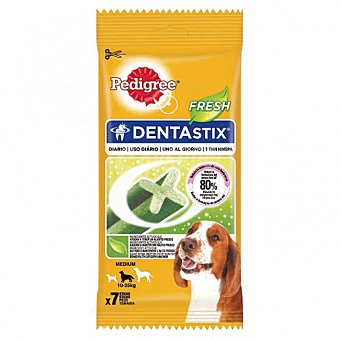PEDIGREE DENTASTIX Snack Fresh Dentastix Envase de 180 g