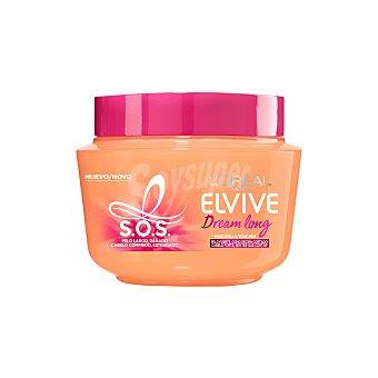 Elvive L'Oréal Paris Mascarilla dream long cabello largo, dañado Tarro 300 ml