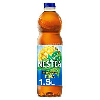 Nestea Refresco de té negro mango - piña bajo en calorías Botella 1,5 l