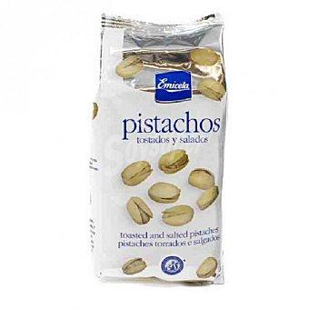 Emicela pistachos tostados y salados envase 150 g