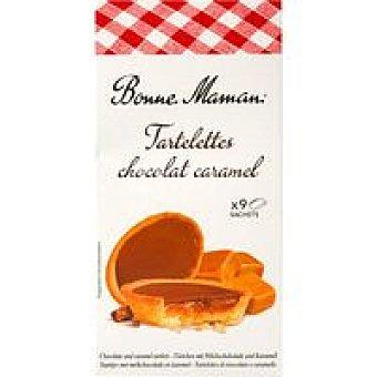 Bonne Maman Tartaleta de chocolate-caramelo Caja 135 g