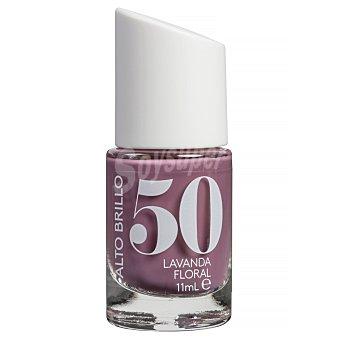 Deliplus Laca uñas Nº 50 lavanda floral (alto brillo) U