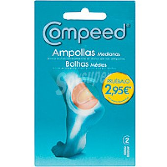 COMPEED Ampollas 2 UDS