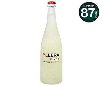 Yllera Vino blanco Verdejo Frizzante 5.5 Botella de 75 centilítros