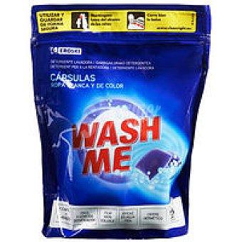 EROSKI Detergente en cápsulas 20 dosis
