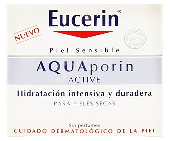 Eucerin Crema facial hidratante especial para pieles secas Bote 50 ml
