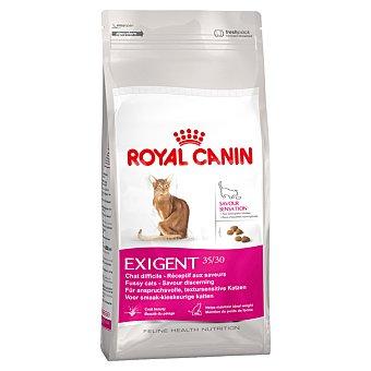 ROYAL CANIN EXIGENT Savour Sensation Alimento completo para gatos de apetito exigente con preferencia al sabor bolsa 2 kg Bolsa 2 kg