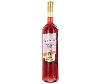 Pata Negra Vino rosado tempranillo con denominación de origen Ribera del Duero Botella de 75 centilitros