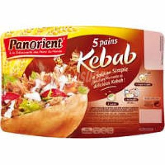 Pan Orient Pan kebab turco 5 unid