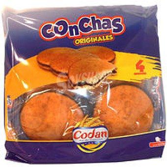 Codan Concha 4 unid