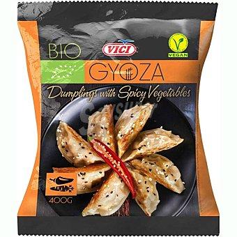 Vici Gyoza dumplings con verduras picantes Bolsa 400 g