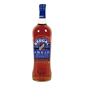 Brugal Ron añejo Botella 1 litro