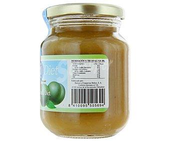 DIET de LURI Mermelada de Ciruela Sin Azúcar 280 Gramos