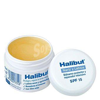 Bálsamo protector y reparador intensivo nariz y labios Halibut 10 ml