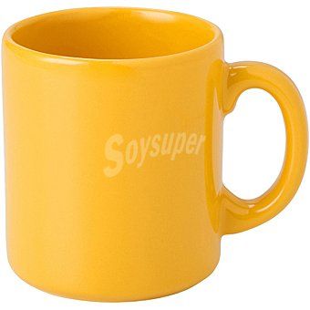 Unit Country taza mug 27 cl en color amarillo 27 cl