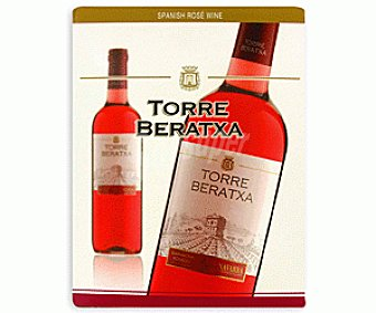TORRE BERATXA Vino Rosado 3L