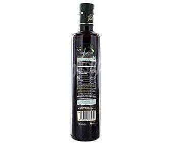VALDEZARZA Aceite de oliva arbequina virgen extra Botella de 500 mililitros