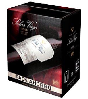 Solar Viejo Vino tinto D.O. Rioja Pack de 6x75 cl