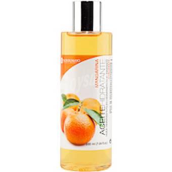 Flor de Mayo Aceite hidratante de mandarina Bote 200 ml