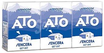 Ato Leche Entera Mini Pack 3x20 cl