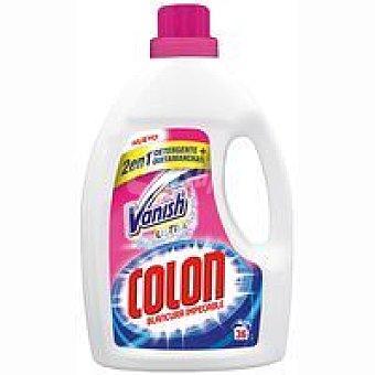 Colón Detergente gel Vanish Garrafa 36+2 dosis