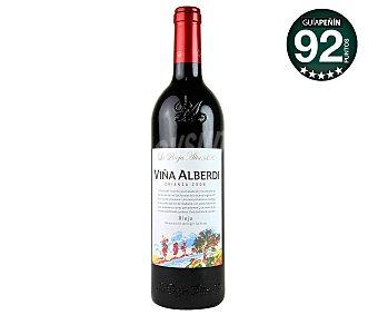 Viña Alberdi Vino tinto Crianza Botella de 75 Centilitros